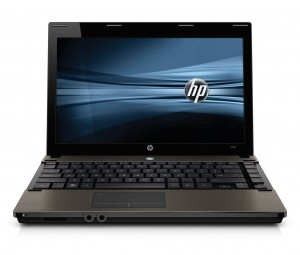 HP 4320t - Front