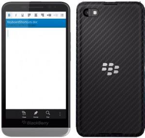 blackberry z30 coming soon
