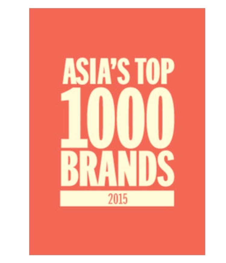 Top brands in Asia