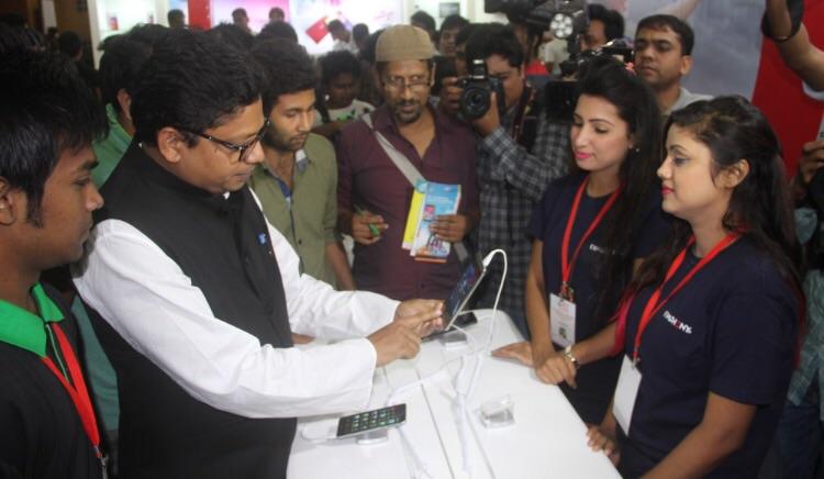 Smartphone fair